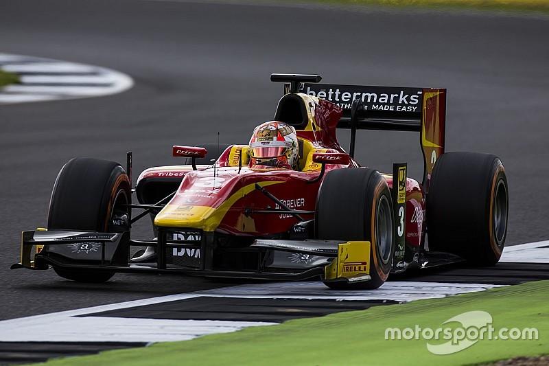 GP2 Silverstone: Nato scoort voorlopige pole