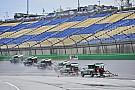 Qualifiche cancellate per pioggia, Harvick partirà in pole
