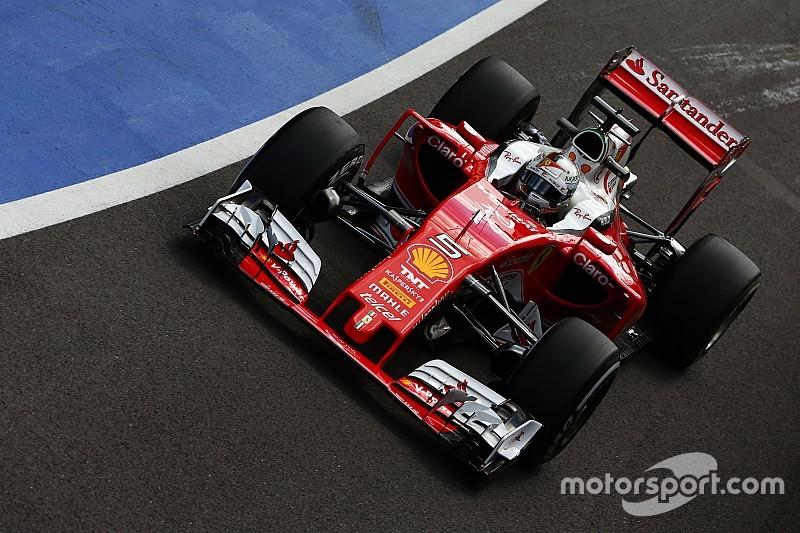Gridstraffen voor Vettel en Ericsson na versnellingsbakwissels