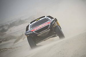 Cross-Country Rally Qualifying report Silk Way Rally – Prologue : The Peugeot 2008 DKRs rapidly into the groove