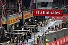 Mercedes roba a Williams la imbatibilidad en el pitlane