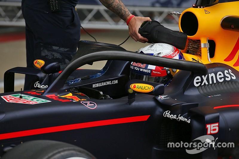 Red Bull, dispuesto a bloquear la entrada del Halo en 2017
