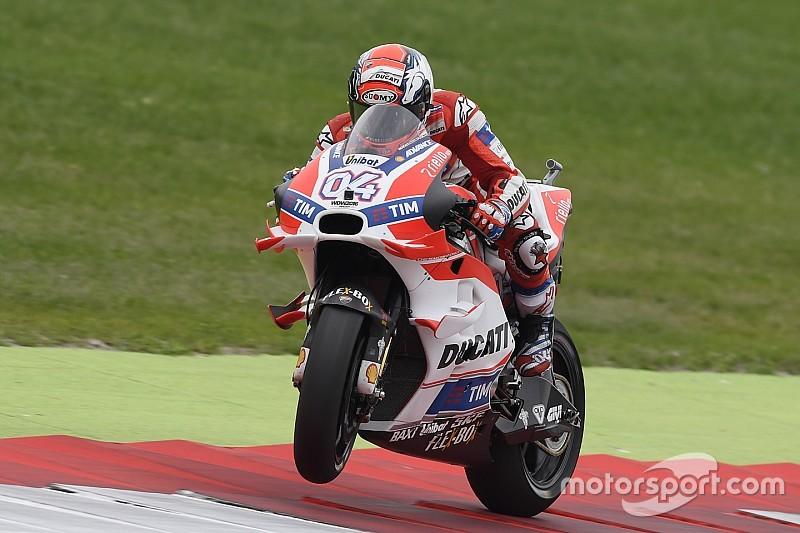 Ducati: Sachsenring storicamente ostica, lo sarà anche con le Michelin?