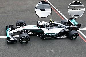 Formel 1 Fotostrecke Formel-1-Technik: Wie Mercedes die Gegner abhängt