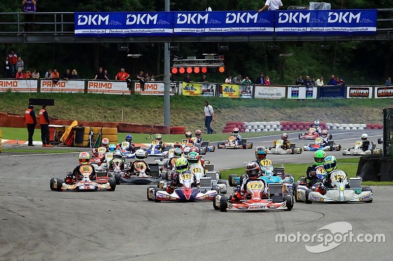 Vorschau: Dritte Saisonstation der DKM in Genk mit Teilnehmerrekord