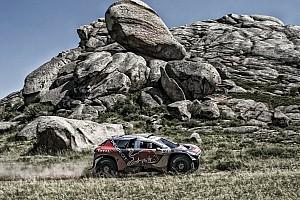 Rallye-Raid Rapport d'étape Étape 6 - Loeb réduit l'écart avec Despres