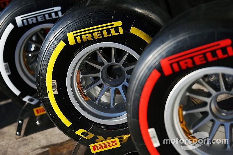 Per il GP del Messico la Pirelli porterà Medium, Soft e SuperSoft