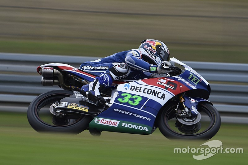 Bastianini topt tweede training in Duitsland
