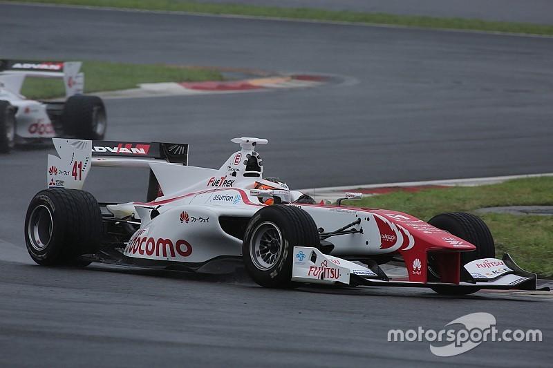 Super Formula Fuji: Vandoorne spint uit de wedstrijd