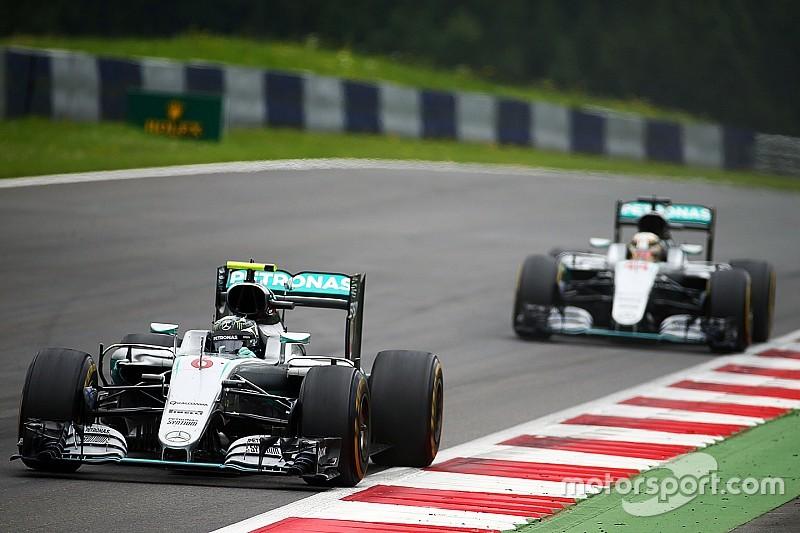 Grand Prix von Ungarn: Lewis Hamilton gegen Nico Rosberg - die Fortsetzung
