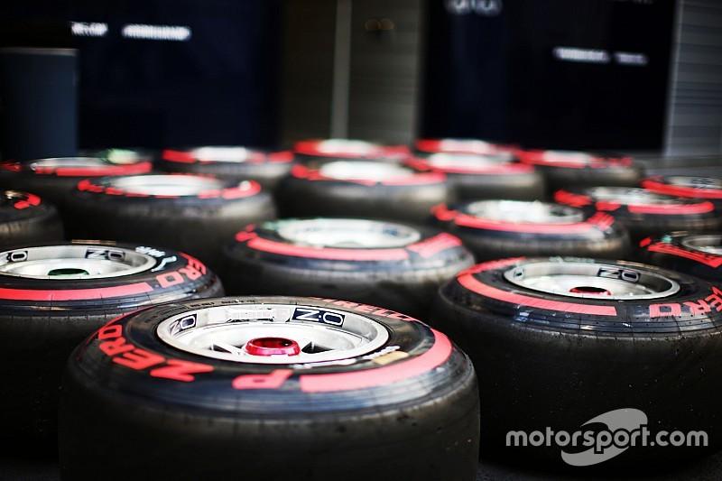 Gekozen banden voor Grand Prix van Duitsland bekend