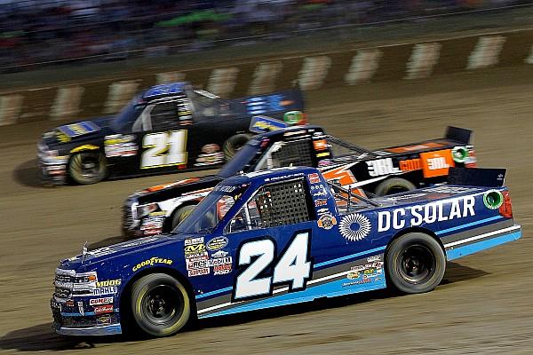 NASCAR Truck Após grande recuperação, Larson vence em Eldora
