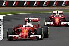 Феттель признал нехватку скорости у Ferrari