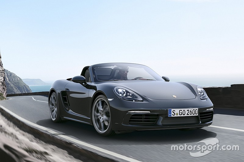 Porsche 718 Cayman, con due cilindri in meno (e un turbo in più) si va più forte