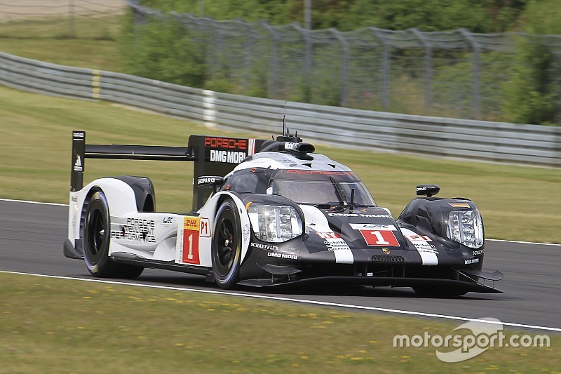 Nürburgring WEC: Porsche blijft bovenaan na tweede training