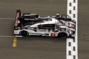 WEC Trainingsbericht WEC am Nürburgring: Porsche knapp vor Audi im 2. Training