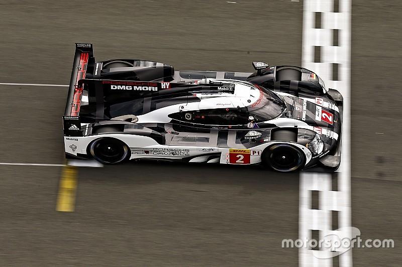 WEC am Nürburgring: Porsche knapp vor Audi im 2. Training