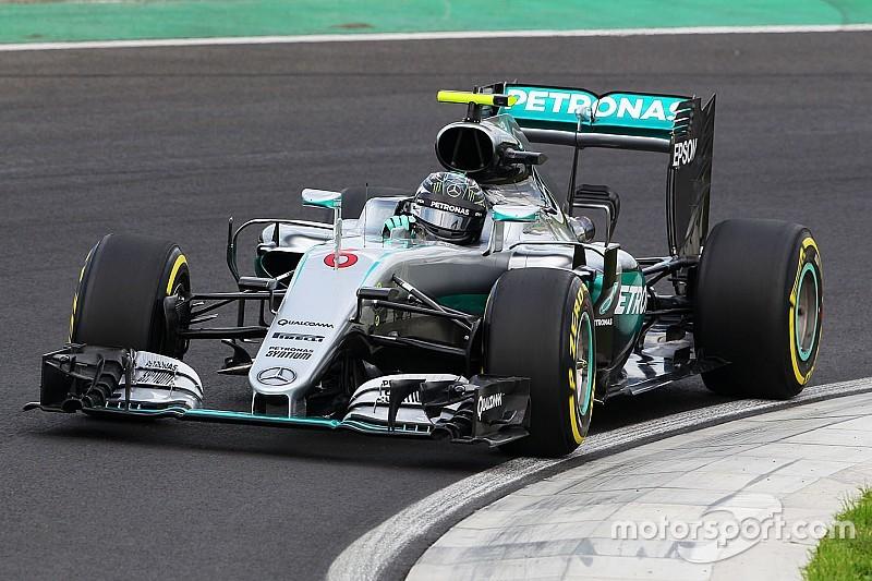 Formel 1 in Ungarn: Nico Rosberg Schnellster im dritten Training, Probleme bei Hamilton