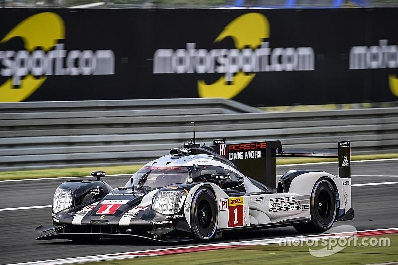 Nürburgring WEC: Webber naar snelste tijd in VT3