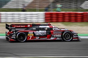 WEC Résumé de qualifications Qualifs - Une première ligne 100% Audi sur le Nürburgring