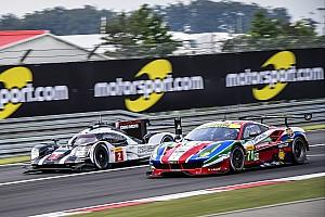 WEC Ergebnisse WEC am Nürburgring: Die Startaufstellung in Bildern