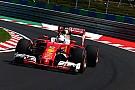 Vettel trauert Podestplatz nach: