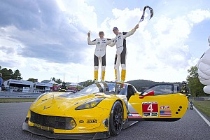 IMSA Résumé de course Corvette Racing poursuit sa domination à Lime Rock