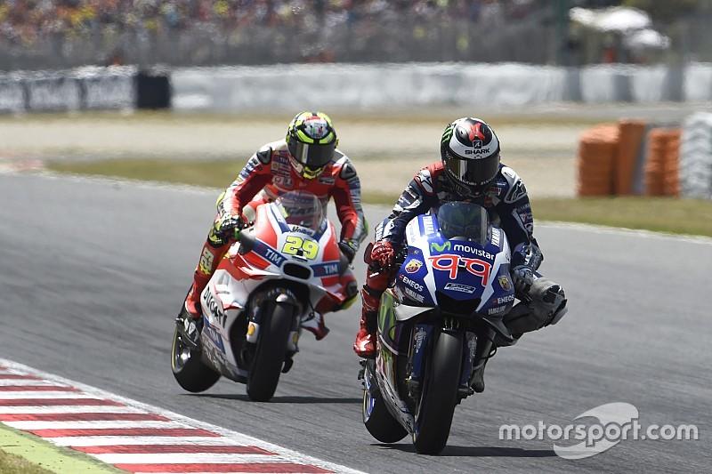 """Ducati: """"Lorenzo non ha nulla di cui preoccuparsi"""""""