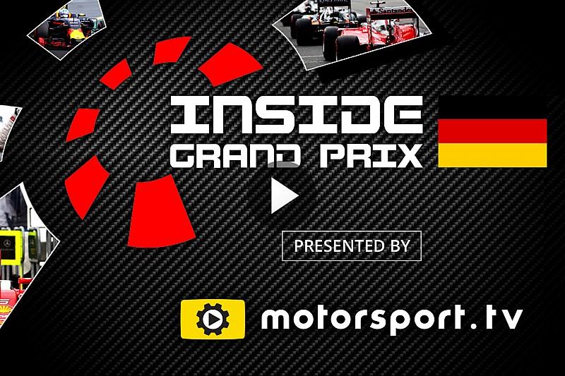 Video: Inside Grand Prix Deutschland 2016