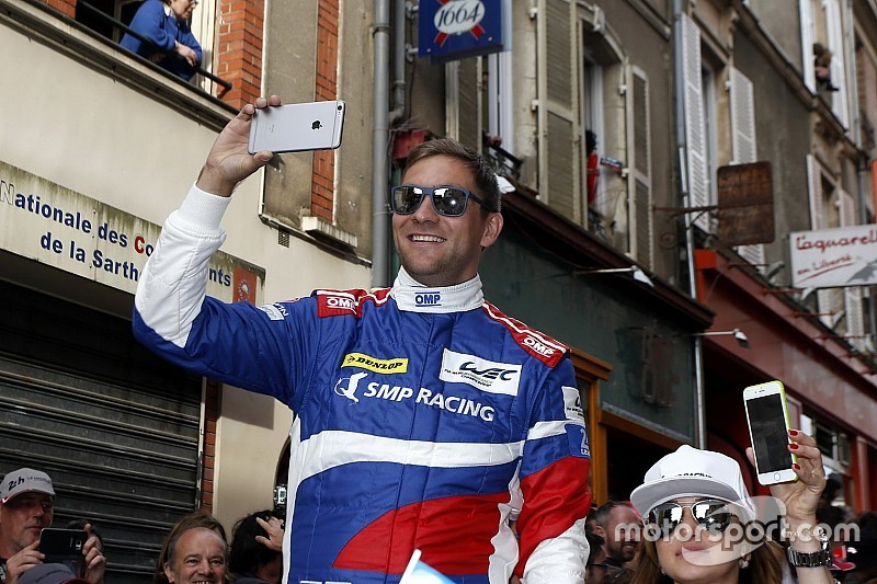 Петров станет почетным гостем Ferrari Racing Days в Сочи