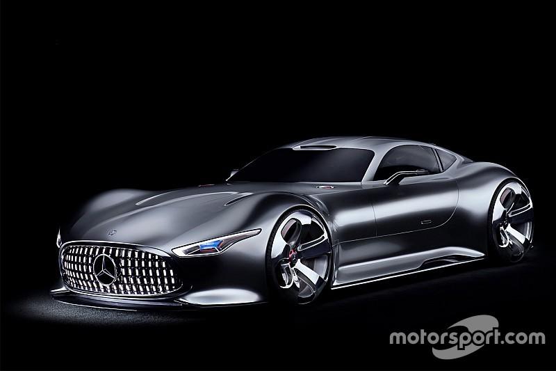 Viert Mercedes de 50ste verjaardag van AMG met een hypercar?