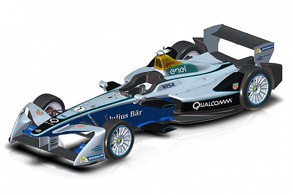 Ufficializzato il nuovo look delle monoposto di Formula E