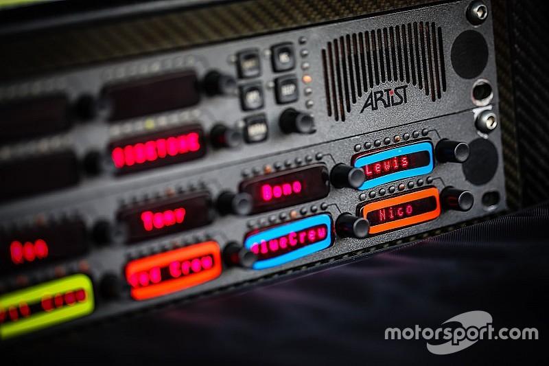 Стратегічна група Ф1 дозволила вільні радіопереговори