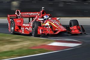 IndyCar Reporte de prácticas Dixon rompe el récord en Mid-Ohio