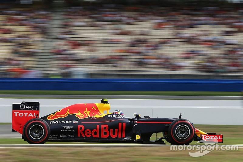 Ферстаппен приятно удивлён темпом Red Bull