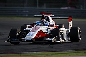 GP3 Репортаж з кваліфікації GP3 у Хоккенхаймі: Альбон здобуває поул