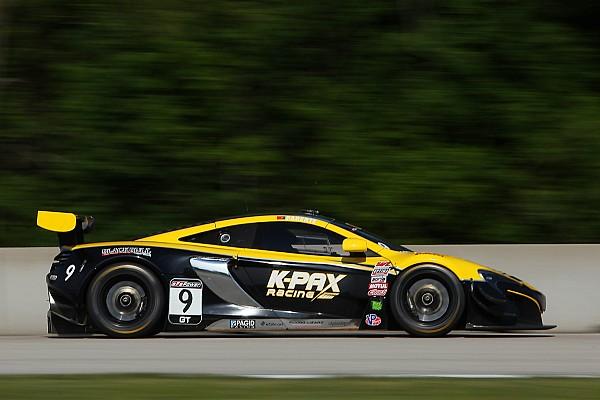 PWC Crónica de Carrera Parente extiende su liderato en clase GT en  Mid-Ohio