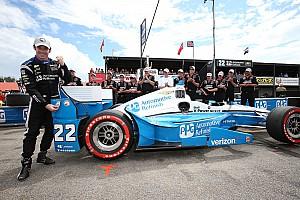 IndyCar Qualifiche Pagenaud si impone su Power e conquista la sesta pole stagionale
