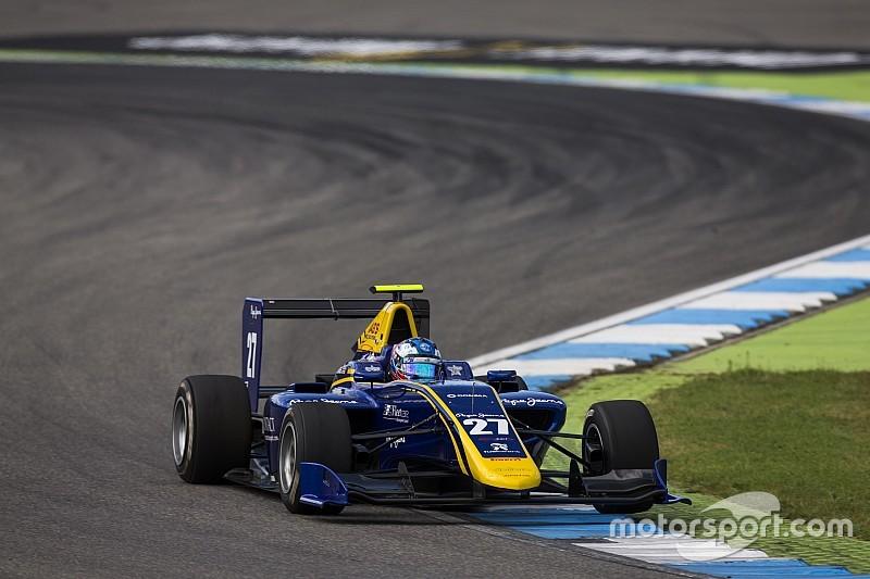 GP3 Hockenheim: Hughes wint, laatste puntje voor Nyck de Vries