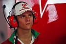 Mick Schumacher als Zaungast bei Formel 1 in Hockenheim