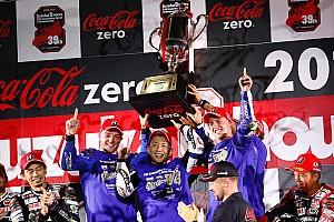 FIM Endurance Actualités Espargaró, Lowes et Nakasuga domptent les 8H de Suzuka