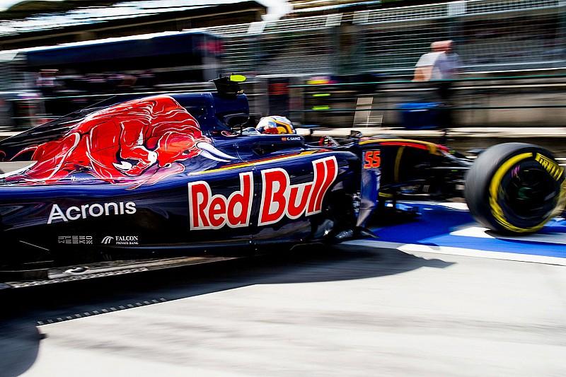 Сайнс ожидает спада Toro Rosso