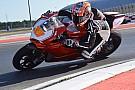 Melandri ha tanta voglia di Ducati: test sulla Panigale stradale
