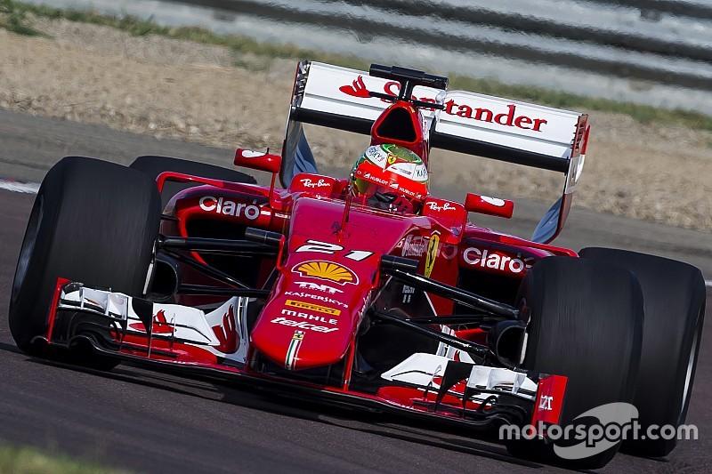Formel-1-Reifentests: Deshalb haben die Test-Teams keinen Vorteil