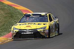 NASCAR Cup Qualifyingbericht NASCAR: Carl Edwards erobert die Pole-Position in Watkins Glen