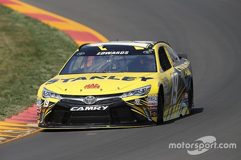 NASCAR: Carl Edwards erobert die Pole-Position in Watkins Glen