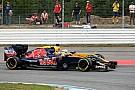 Carlos Sainz: Angst, dass Sainz Toro Rosso in der Formel 1 weiter zurückfällt