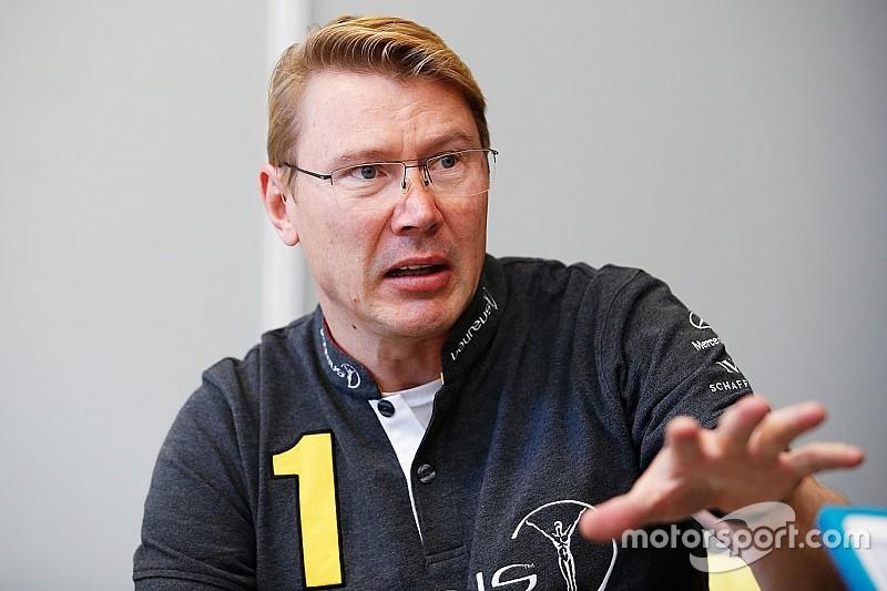 Mika Häkkinen: