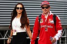 Kimi Raikkonen se casa en la Toscana