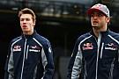 STR vreest stevige strijd tussen Sainz en Kvyat in tweede seizoenshelft